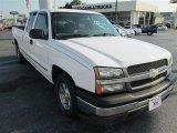 2004 Summit White Chevrolet Silverado 1500 LS Extended Cab #83070701