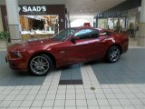 2014 Ruby Red Ford Mustang GT Premium Coupe #83070694