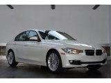 2013 Mineral White Metallic BMW 3 Series 328i Sedan #83070892