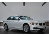 2013 Mineral White Metallic BMW 3 Series 328i Sedan #83070891