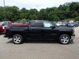 2014 Black Chevrolet Silverado 1500 LT Crew Cab 4x4 #83070821