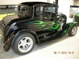 Ford Model A 1931 Data, Info and Specs