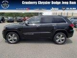 2014 Brilliant Black Crystal Pearl Jeep Grand Cherokee Limited 4x4 #83102629