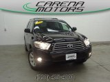 2010 Black Toyota Highlander SE 4WD #83103079
