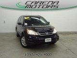 2011 Crystal Black Pearl Honda CR-V SE 4WD #83103078