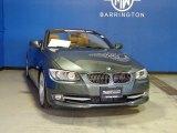 2011 Tasman Green Metallic BMW 3 Series 335i Convertible #83102547