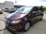 Honda Odyssey 2014 Data, Info and Specs