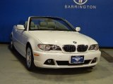 2004 Alpine White BMW 3 Series 325i Convertible #83102546
