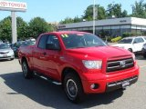 2012 Radiant Red Toyota Tundra TRD Rock Warrior Double Cab 4x4 #83102750