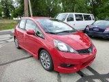 2013 Milano Red Honda Fit Sport #83102913