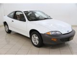 1999 Bright White Chevrolet Cavalier Coupe #83102993