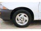 1999 Chevrolet Cavalier Coupe Wheel