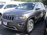 2014 Granite Crystal Metallic Jeep Grand Cherokee Limited 4x4 #83102539