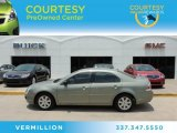 2008 Moss Green Metallic Ford Fusion S #83102985