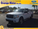 2010 Oxford White Ford F150 STX SuperCab 4x4 #83102691