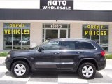 2012 Maximum Steel Metallic Jeep Grand Cherokee Laredo X Package #83102825