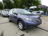 2013 Twilight Blue Metallic Honda CR-V LX AWD #83102897