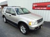 2003 Silver Birch Metallic Ford Explorer XLT 4x4 #83103030