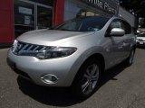 2009 Brilliant Silver Metallic Nissan Murano LE AWD #83103027