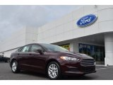 2013 Bordeaux Reserve Red Metallic Ford Fusion SE 1.6 EcoBoost #83102656