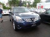 2012 Graphite Blue Nissan Rogue SV AWD #83102935