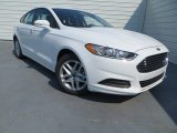 2013 Oxford White Ford Fusion SE 1.6 EcoBoost #83102717