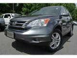 2011 Polished Metal Metallic Honda CR-V EX-L #83102858
