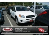 2011 Super White Toyota RAV4 I4 4WD #83140888