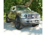 2003 Arizona Beige Metallic Ford F250 Super Duty XL SuperCab 4x4 #83141163