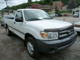 2005 Natural White Toyota Tundra Regular Cab #83141201