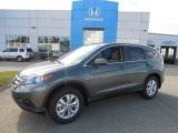 2013 Polished Metal Metallic Honda CR-V EX AWD #83141155