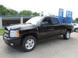 2013 Black Chevrolet Silverado 1500 LT Extended Cab 4x4 #83141000