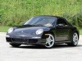 2005 Black Porsche 911 Carrera Cabriolet #83141050