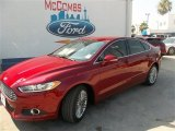 2013 Ruby Red Metallic Ford Fusion SE 1.6 EcoBoost #83140949