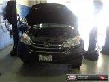 2011 Crystal Black Pearl Honda CR-V EX #83141048