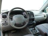 2002 Suzuki Grand Vitara Interiors