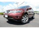 2009 Merlot Metallic Nissan Murano SL AWD #83162190