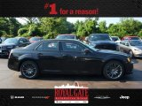 2013 Phantom Black Tri-Coat Pearl Chrysler 300 C John Varvatos Limited Edition #83162093