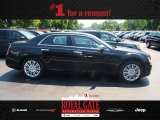 2013 Phantom Black Tri-Coat Pearl Chrysler 300 C AWD John Varvatos Luxury Edition #83162092