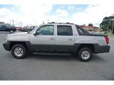 2005 Chevrolet Avalanche 2500 LT 4x4 Data, Info and Specs