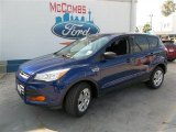 2014 Deep Impact Blue Ford Escape S #83162150