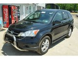 2010 Crystal Black Pearl Honda CR-V EX-L AWD #83169842