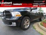 2012 Black Dodge Ram 1500 ST Quad Cab #83169831