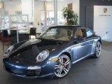 2012 Dark Blue Metallic Porsche 911 Carrera Coupe #83170172