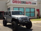 2013 Billet Silver Metallic Jeep Wrangler Unlimited Rubicon 4x4 #83169970