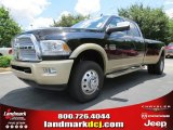 2013 Ram 3500 Laramie Longhorn Crew Cab 4x4 Data, Info and Specs
