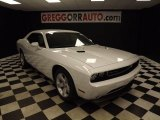 2013 Bright White Dodge Challenger SXT #83169968