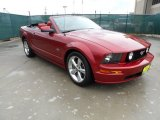 2006 Torch Red Ford Mustang GT Premium Convertible #83169909
