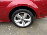 2006 Ford Mustang GT Premium Convertible Wheel