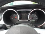 2006 Ford Mustang GT Premium Convertible Gauges